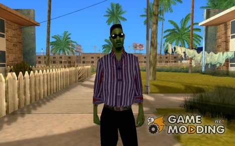 Zombie Skin - sbmyri for GTA San Andreas
