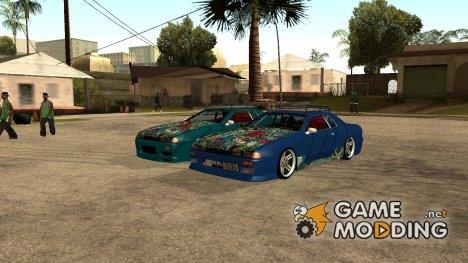 Doktor Style Elegy V2 для GTA San Andreas