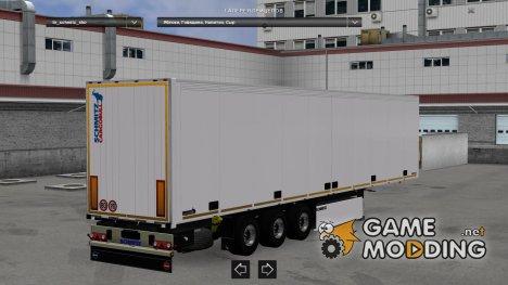 Schmitz SK.O for Euro Truck Simulator 2