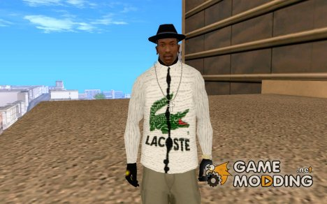 Свитер Lacoste for GTA San Andreas