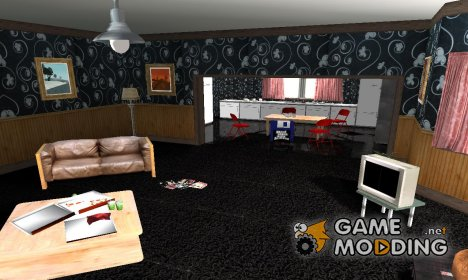 New realistic interior for GTA San Andreas