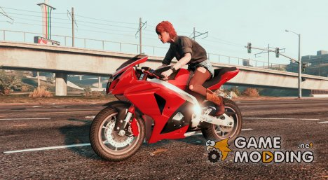 Suzuki GsxR 1000 1.01 for GTA 5