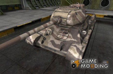 Шкурка для Type 58 для World of Tanks