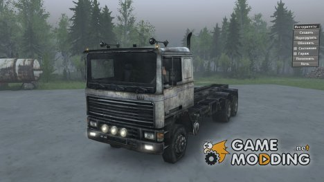 Volvo FL for Spintires 2014