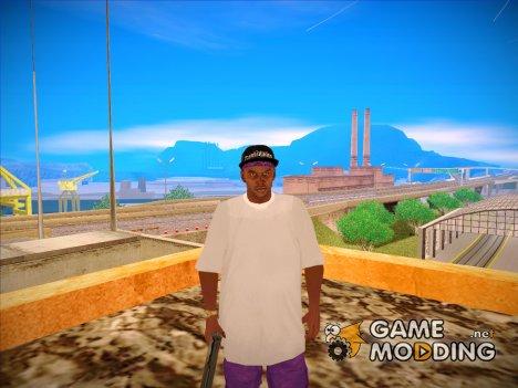 BALLAS1 HD для GTA San Andreas