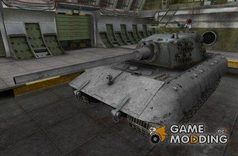 Ремоделлинг для Е-100 для World of Tanks