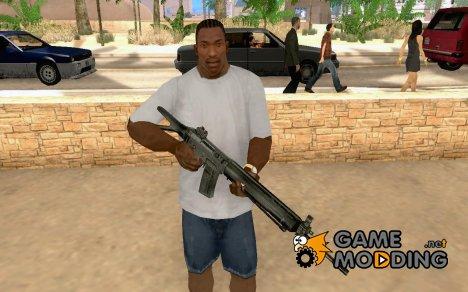 Sig550 for GTA San Andreas