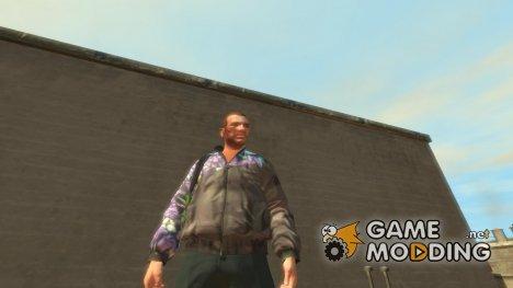 Олимпийка для GTA 4