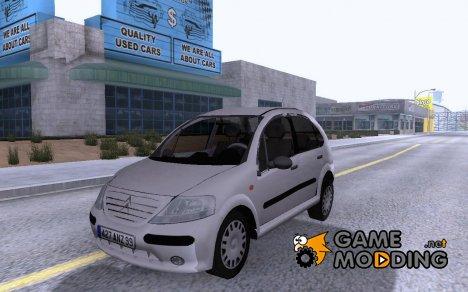 Citroen C3 для GTA San Andreas
