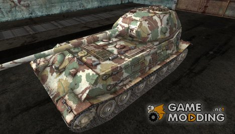 шкурка для VK4502(P) Ausf. B №54 for World of Tanks