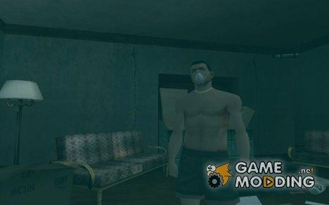 Пила. Игра Рона for GTA San Andreas