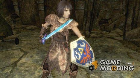 Master Sword for TES V Skyrim