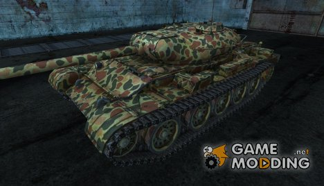 Т-54 для World of Tanks