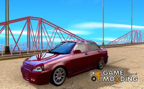VAZ 2170 Tuning для GTA San Andreas