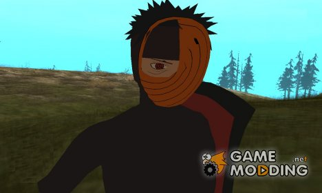 Тоби из Наруто HD (во время боя с Конан) для GTA San Andreas