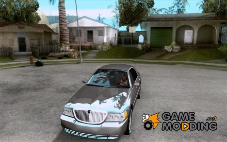 Lincoln Town car sedan for GTA San Andreas