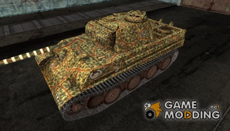 PzKpfw V Panther Gesar для World of Tanks