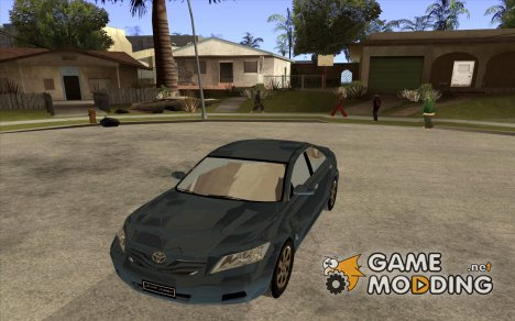 Toyota Camry 2009 for GTA San Andreas