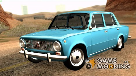 ВАЗ 2101 Stock v3.0 для GTA San Andreas