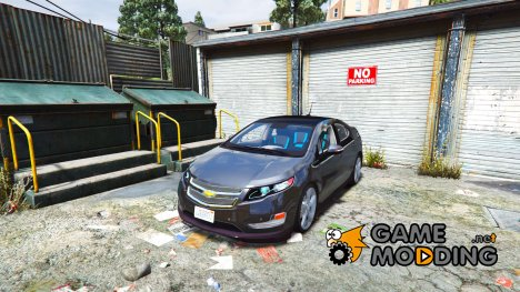 2012 Chevrolet Volt for GTA 5