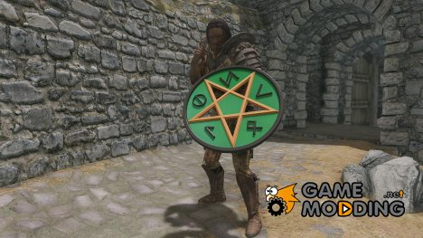 Mage Shield V1 for TES V Skyrim
