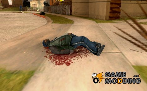 Real Kill for GTA San Andreas
