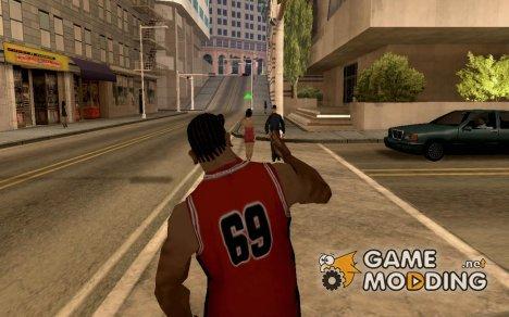 Нарваться На Пешехода for GTA San Andreas