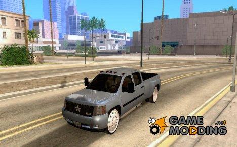 Chevrolet Silverado 3500HD 2011 for GTA San Andreas