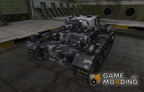 Немецкий танк VK 30.01 (H) для World of Tanks