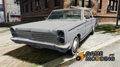 Ford Mercury Comet 1965 для GTA 4