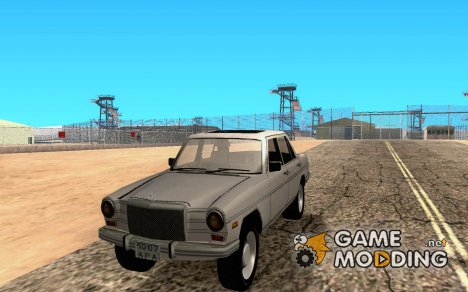 Mersedes-Benz from COD-4 new для GTA San Andreas