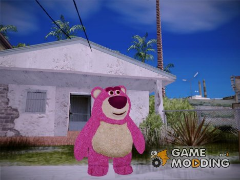 Lotso Bear (Toy Story 3) for GTA San Andreas