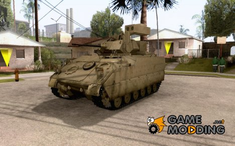 M2A2 Bradley for GTA San Andreas