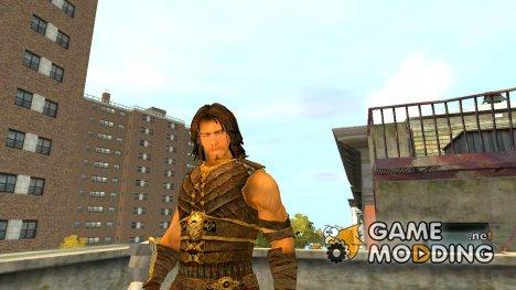 Принц Персии v.2 для GTA 4
