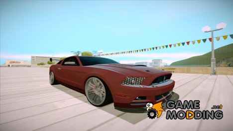 Ford Mustang Boss 302 2013 for GTA San Andreas