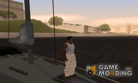Штаны от пижамы for GTA San Andreas