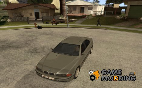 BMW 523i E39 1997 for GTA San Andreas