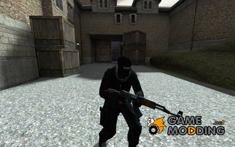 Arctic Urban Warfare для Counter-Strike Source