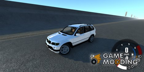 BMW X5 for BeamNG.Drive
