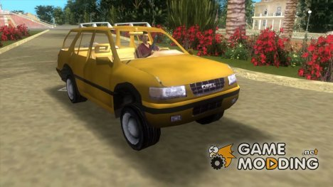 Opel Frontera для GTA Vice City