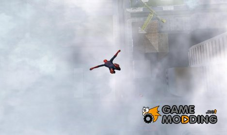 Amazing Spider-Man Fly mod v 2.0 для GTA San Andreas