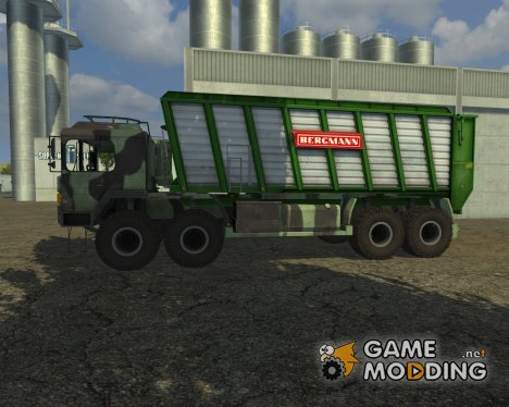 MAN GL 10T Silage v1.0 for Farming Simulator 2013