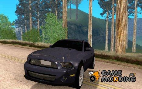 Shelby GT500 Super Snake (SS) v0.1 для GTA San Andreas