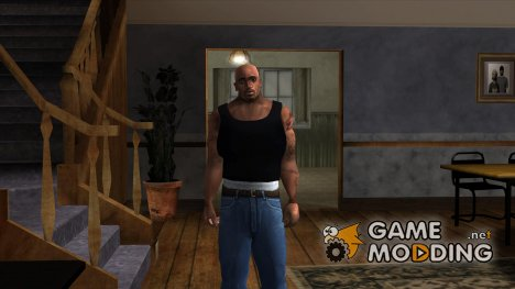 3d original vest by AleksGTA для GTA San Andreas