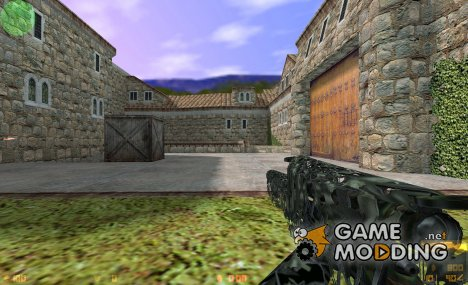 ghille scout для Counter-Strike 1.6