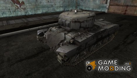 Т-20 Gabriel for World of Tanks
