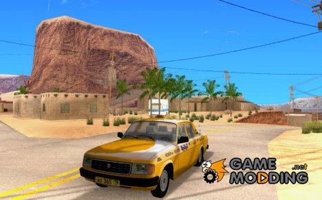 ГАЗ 31029 Такси(Taxi) для GTA San Andreas