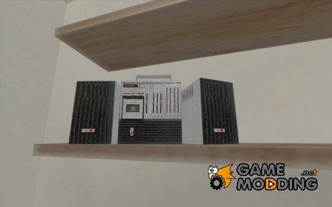 Мелочь интерьера для GTA San Andreas