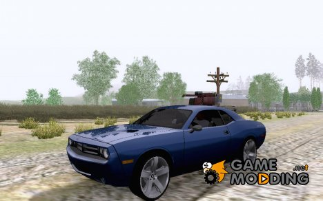 Dodge Challenger 2006 SRT для GTA San Andreas