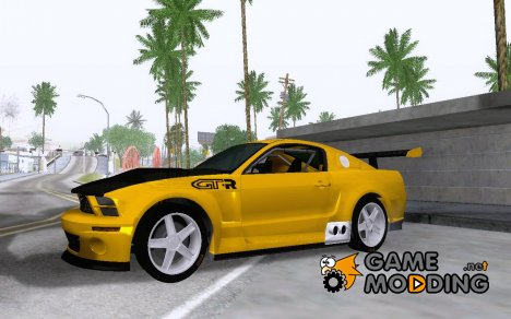 Ford Mustang GT-R for GTA San Andreas